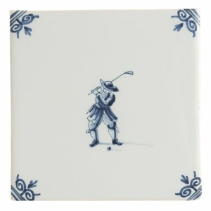Golfer 4