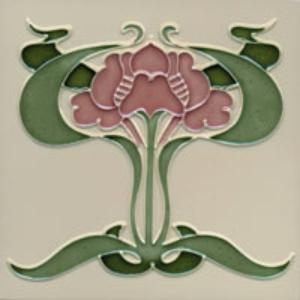 Iris Dog Rose