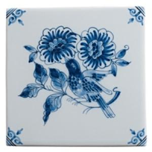 Large Blue Flower 1