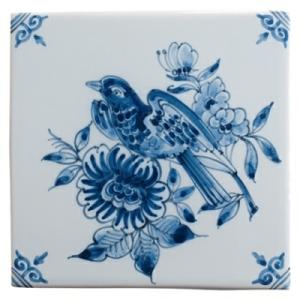Large Blue Flower 2