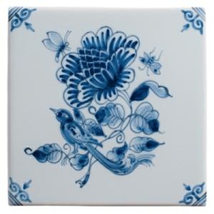 Large Blue Flower 4