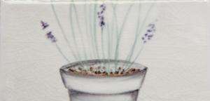 Lavender Planter