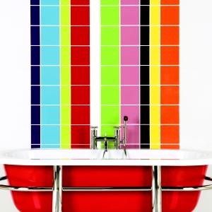 Pop Art Bath