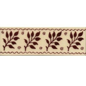 Red Fenton Border