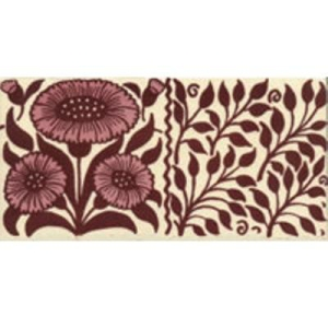 Red Oreton Border