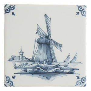 Windmill Blue 1