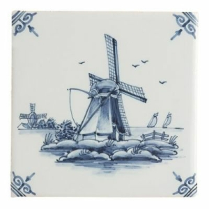 Windmill Blue 4