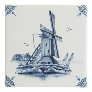 Windmill Blue 6