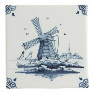 Windmill Blue 7