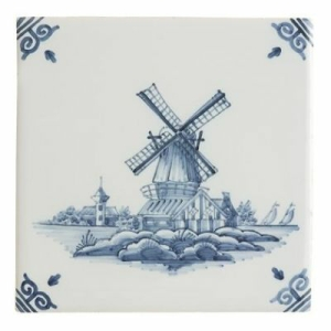 Windmill Blue 8